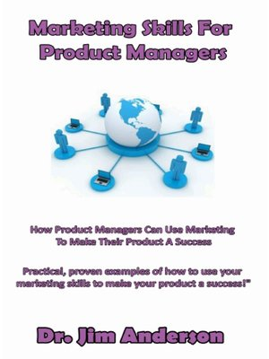 cover image of Marketing Skills For Product Managers