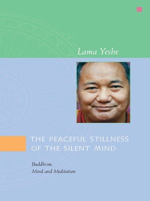 cover image of The Peaceful Stillness of the Silent Mind