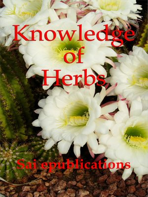 cover image of Knowledge of Herbs