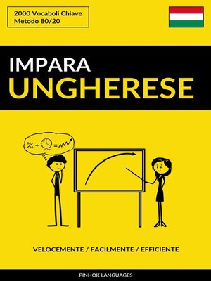 cover image of Impara l'Ungherese