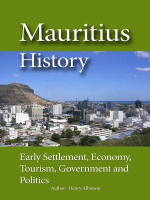 cover image of Mauritius History