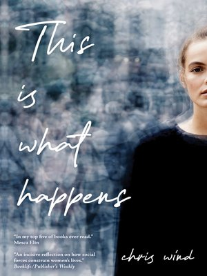 cover image of This is What Happens