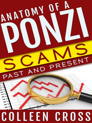cover image of Anatomy of a Ponzi
