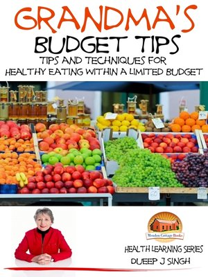 cover image of Grandma's Budget Tips
