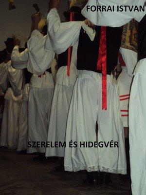 cover image of Szerelem és hidegvér