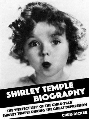 cover image of Shirley Temple Biography