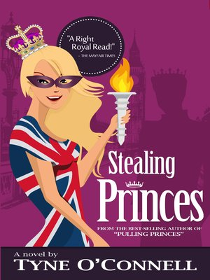 cover image of Stealing Princes