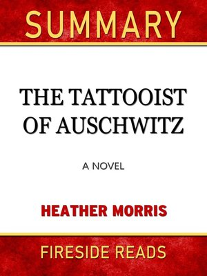 cover image of Summary of the Tattooist of Auschwitz