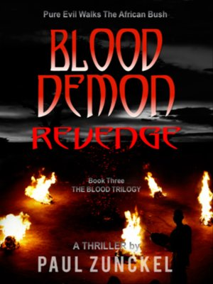 cover image of Blood Demon