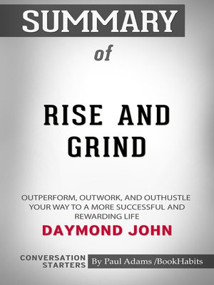cover image of Summary of Rise and Grind