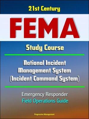 cover image of 21st Century FEMA Study Course