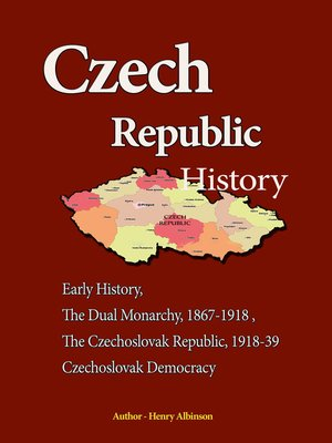 cover image of Czech Republic History