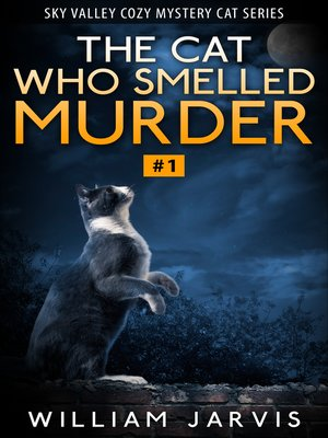 cover image of The Cat Who Smelled Murder #1