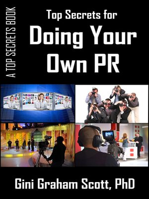 cover image of Top Secrets for Doing Your Own PR