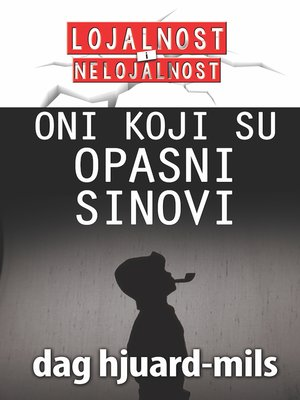 cover image of Opasni sinovi