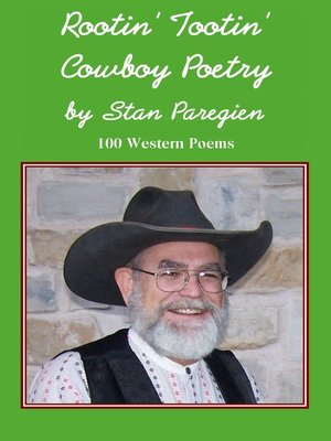cover image of Rootin' Tootin' Cowboy Poetry