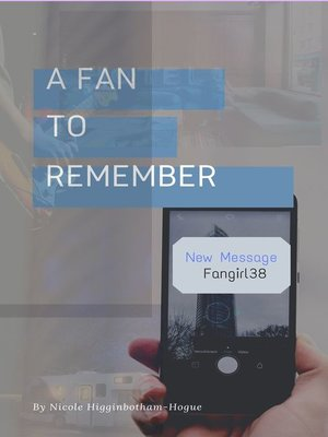 cover image of A Fan to Remember