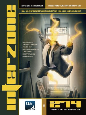 cover image of Interzone #274 (March-April 2018)