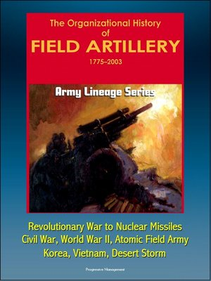 cover image of Army Lineage Series