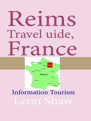 cover image of Reims Travel Guide, France