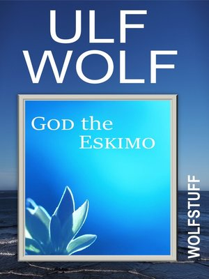 cover image of God the Eskimo