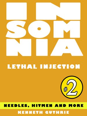 cover image of Insomnia 2