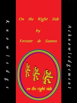 cover image of On the Right Side