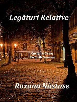 cover image of Legături Relative