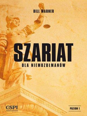 cover image of Szariat dla Niemuzułmanów