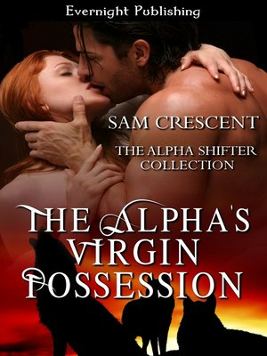 cover image of The Alpha's Virgin Possession