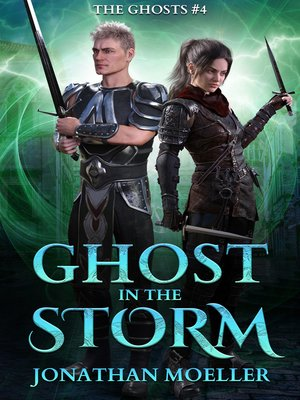 cover image of Ghost in the Storm