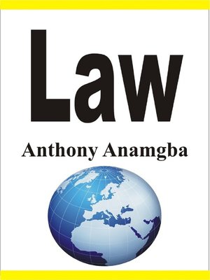 cover image of Law