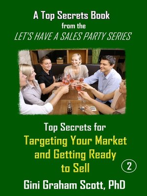 cover image of Top Secrets for Targeting Your Market and Getting Ready to Sell