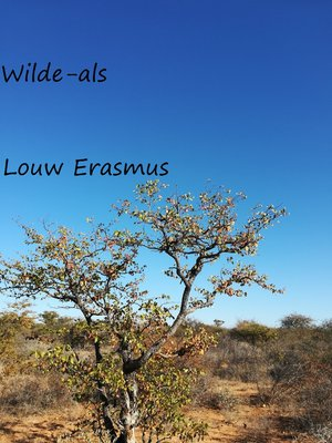cover image of Wilde-als