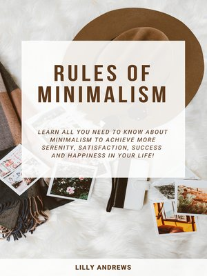 cover image of Rules of Minimalism