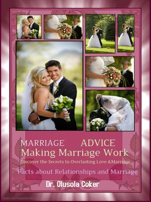 cover image of Marriage Advice