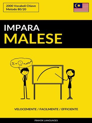 cover image of Impara il Malese
