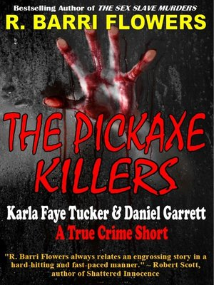 cover image of The Pickaxe Killers