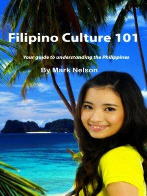 cover image of Filipino Culture 101