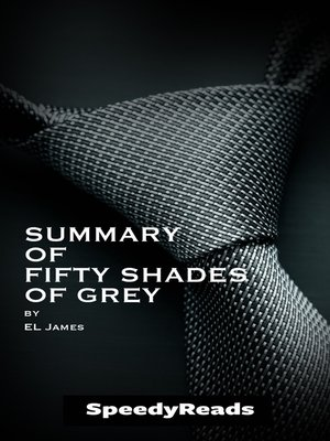 cover image of Summary of Fifty Shades of Grey by EL James