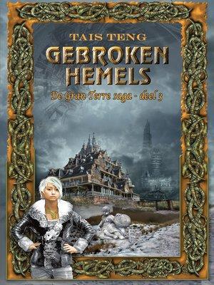 cover image of Gebroken Hemels
