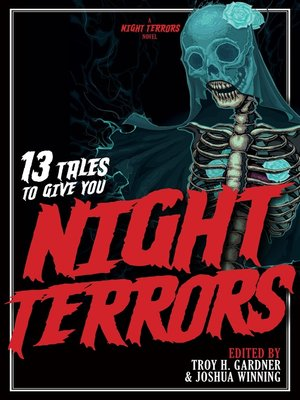cover image of 13 Tales to Give You Night Terrors