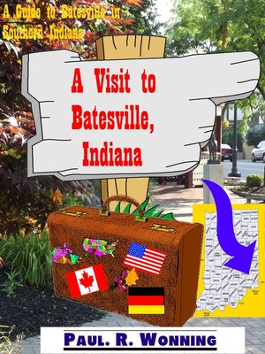 cover image of A Visit to Batesville, Indiana