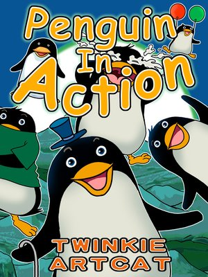 cover image of Penguin In Action