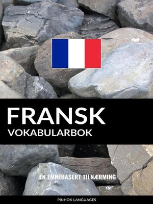 cover image of Fransk Vokabularbok
