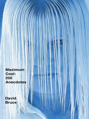 cover image of Maximum Cool
