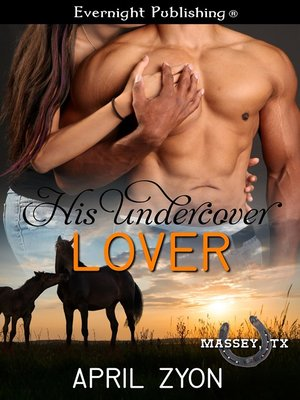 cover image of His Undercover Lover