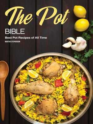 cover image of The Pot Bible