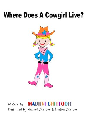 cover image of Where Does a Cowgirl Live?