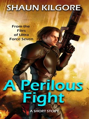 cover image of A Perilous Fight